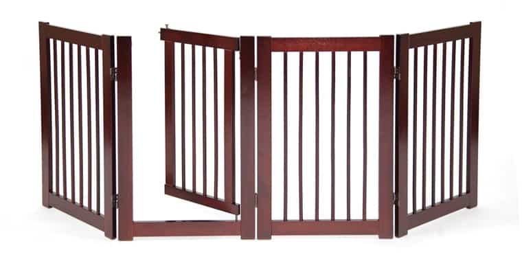 10 Best Dog Gates In 2020 For House Stairs Wide Openings