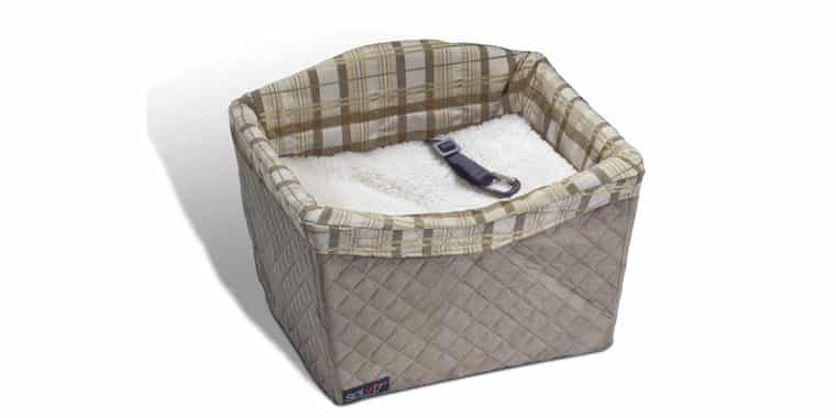 PetSafe Solvit Jumbo Pet Safety Seat for Dogs